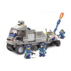 Army - SF Artillery tractor