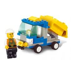 Sluban - Carbage truck