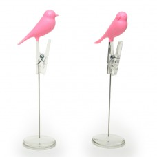 Qualy NOTE SPARROW Pink