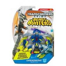 Transformers Prime Beast Hunter Deluxe Dreadwing