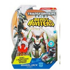 Transformers Prime Beast Hunter Deluxe Wheeljack