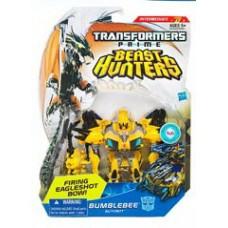 Transformers Prime Beast Hunter Deluxe bumblebee