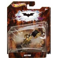 Batman Hot Wheels the bat-pod