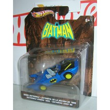 Batman Hot Wheels 1 50 Vehicles 1980's Batmobile