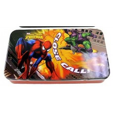 Spider-Man Storage Box Tin Case 02