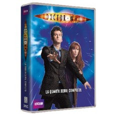 Doctor Who - stagione 04 DVD