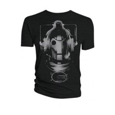Doctor Who T-Shirt Cyberman Head