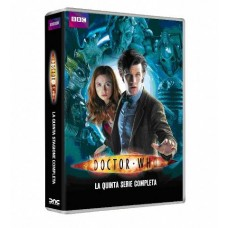 Doctor Who - Stagione 05 DVD