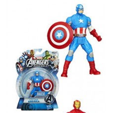 Avengers Assemble All-Star Action Figures Captain America