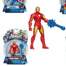 Avengers Assemble All-Star Action Figures Iron Man