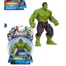 Avengers Assemble All-Star Action Figures hulk
