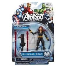 Inferno Cannon Black Widow Avengers Assemble S.H.I.E.L.D