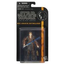 Star Wars The Black Series #03 Anakin Skywalker 3.75 Inch Figure 2013