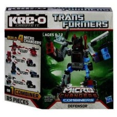 Kre-O Transformers Micro-Changers Combiners Defensor Building Set