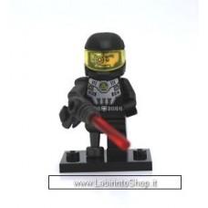 serie 03: Space Villain