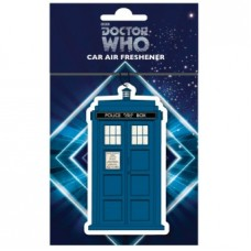 Car Air Freshener - Dr Who Tardis