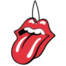 Car Air Freshener - Rolling Stones (Tongue)