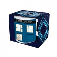 Boxed Mug - Doctor Who 50th Tardis