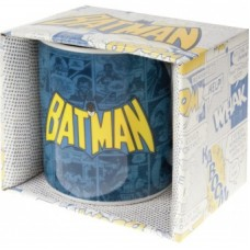 Boxed Mug - Batman (Logo)