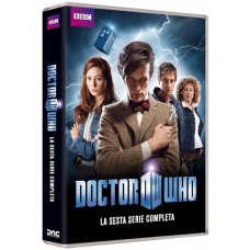 Doctor Who - Stagione 06 DVD
