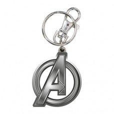 Avengers A Logo Pewter Key Chain