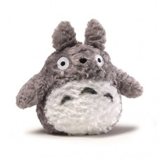 My Neighbor Totoro Fluffy Big Gray Totoro 6-Inch Plush
