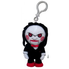 Horror Saw Puppet Clip-On Plush