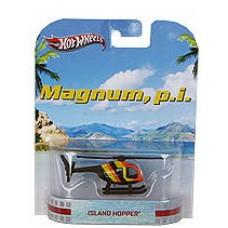 Hot Wheels Retro Entertainment Magnum, p.i. Island hopper