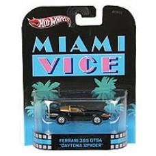 Hot Wheels Retro Entertainment Miami Vice Ferrari 365