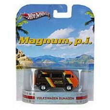 Hot Wheels Retro Entertainment Magnum, p.i. Wolkswagen sunagon