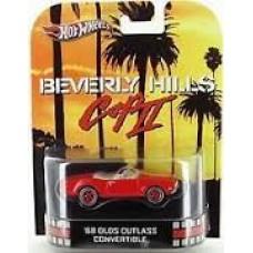 Hot Wheels Retro Entertainment Beverly Hills cop II