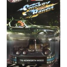 Hot Wheels Retro Entertainment smokey bandit '75 kenworth W900