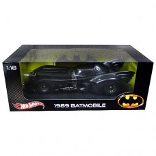 Batman 1989 Batmobile Hot Wheels Heritage 1 18 Vehicle