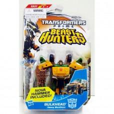 Transformers Prime CV Commander Beast Hunter - Bulkhead