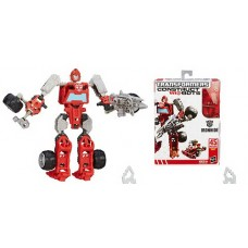 Transformers Construct-Bots Scout Wave 1 ironhide