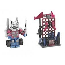 Kre-O Transformers Custom Kreon Mini-Figures Wave 1 optimus prime