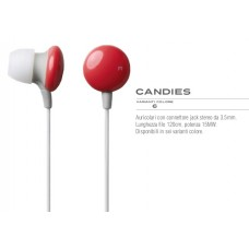Auricolari Candies vari colori