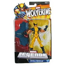Wolverine Legends Previews Exclusive 6-Inch Wolverine