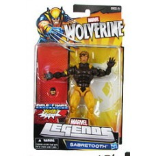 Wolverine Legends Previews Exclusive 6-Inch sabretooth