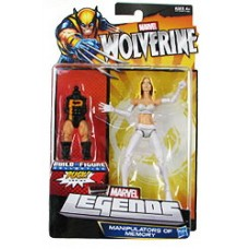 Wolverine Legends Previews Exclusive 6-Inch Emma Frost