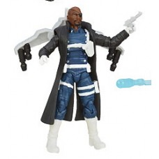 Avengers Assemble Action Figures Nick Fury