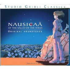 Nausicaa of the valley of the wind - Original Soundtrack (Audio CD)