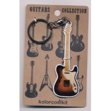 Porta chiavi guitar