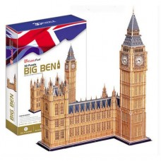 3D Puzzle Big Ben house of parliament - London