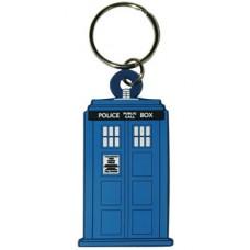 Doctor Who Rubber Acrylic Tardis