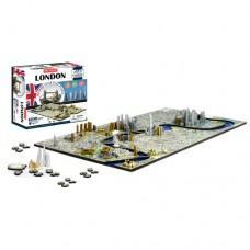 London England 4D Puzzle