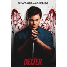 Dexter Poster The Avenging Angel Returns