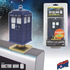 Doctor Who 50th Anniversary TARDIS Monitor Mate Toy Fair 2013 Edition with Gold Base