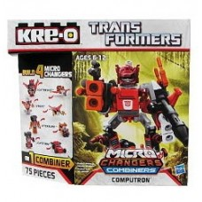 Kre-o Transformers Changer Combiners computron