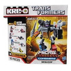 Kre-o Transformers Changer Combiners Menasor